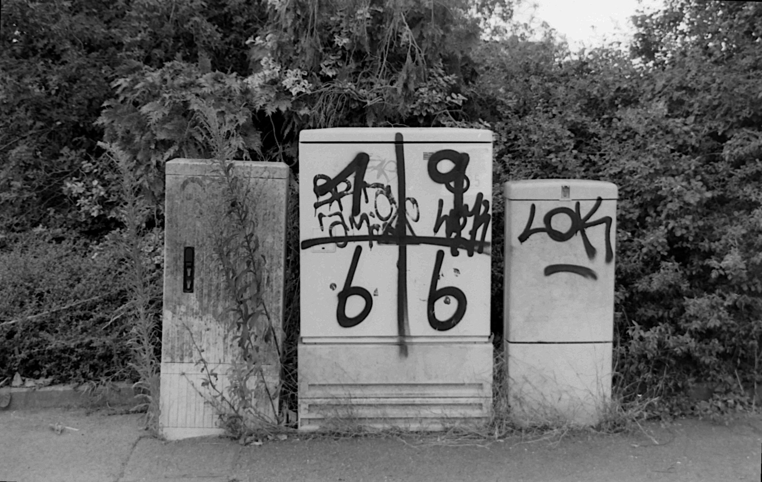 Stromkasten 1966